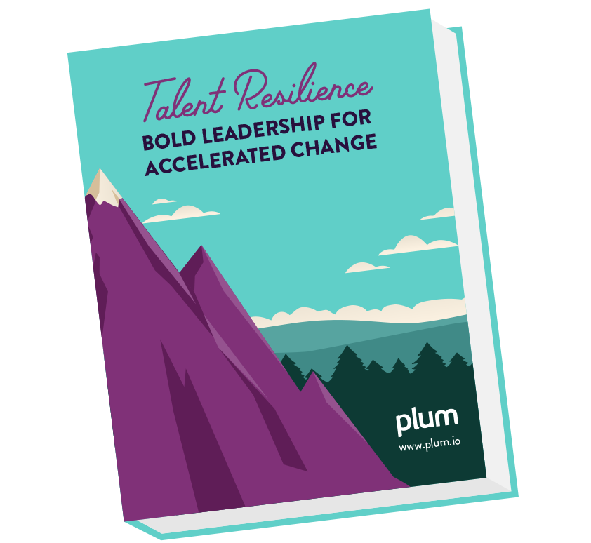 Talent Resilience: Bold Leadership for Accelerated Change eBook